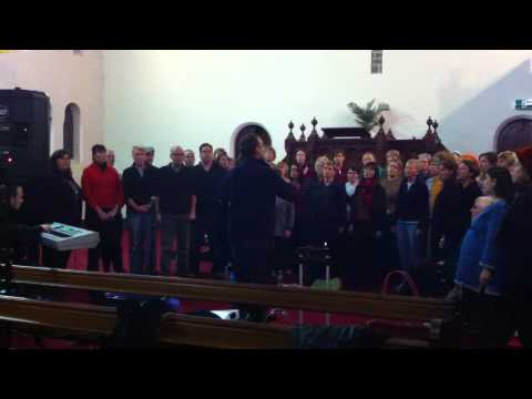 Hold On sung by Melbourne Mass Gospel Choir