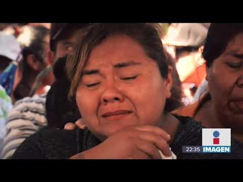 """""""No eran huachicoleros"""" Familiares insisten en que eran gente que se acercó por necesidad"""