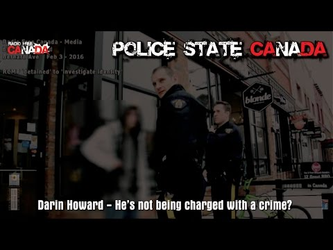 Download Youtube: Police State Canada - One Minute on the Streets