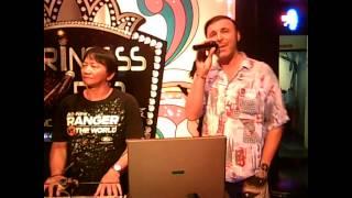 PRINCESS BAR LEK & MAUNG ( ALEX -  LETTER TO LUCILLE ) - KARAOKE BAR IN PATTAYA