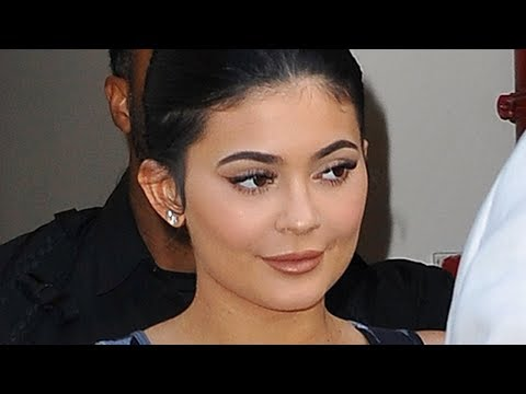 Kylie Jenner Reveals New Lips | Hollywoodlife