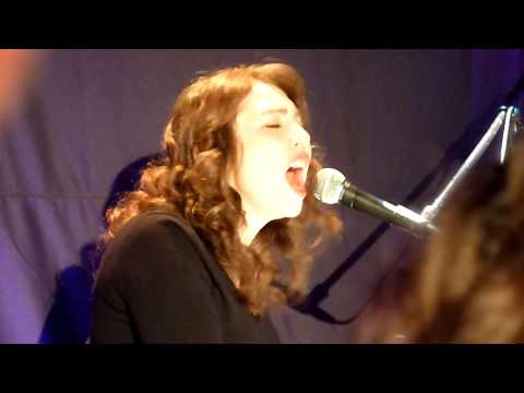 Regina Spektor - Human of the Year live at Other Music, NYC [05/09]