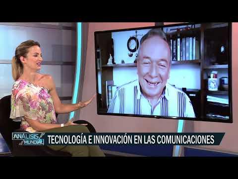 Análisis Mundial, Cable Noticias con Mauricio Trujillo y la transformación de las comunicaciones en la pandemia.