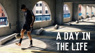 A Day In The Life | Adidas Street Soccer Event | Tango League In New York City