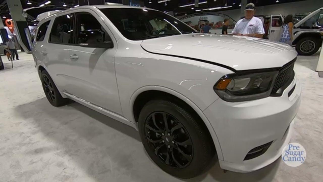 2020 Dodge Durango Gt Exterior And Interior Walkaround 2019 Auto Show