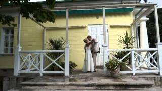 Прекрасная свадьба в Коломенском. Видеооператор в Москве и МО  т. 8 915 32 99 6 88 владимир