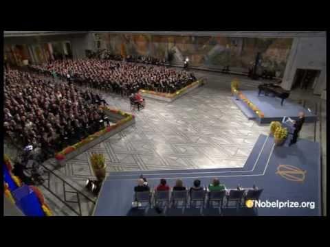 Nobel Peace Prize 2010 Presentation Speech