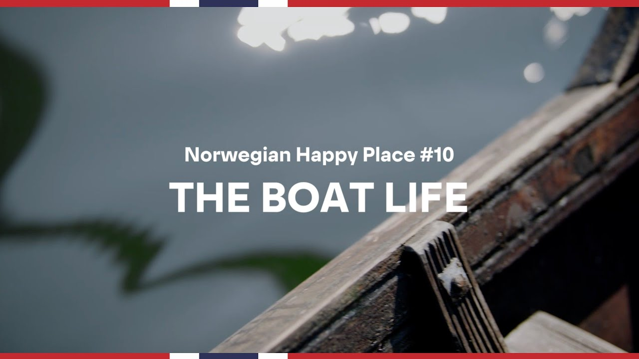 HAPPINESS IS: Boating in NORWAY