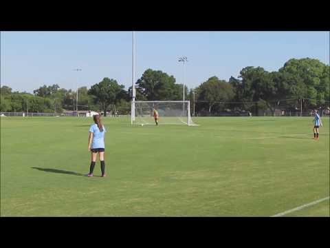 Houston Dash Youth 05 DA Vs  Dallas D'Feeters 05 Preseason