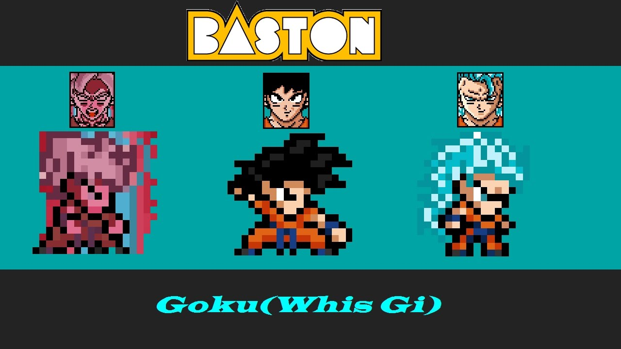 dbz baston