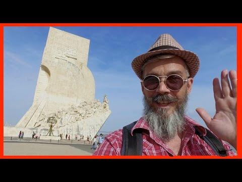 Lisboa Monasterio de los Jerónimos, Torre de Belén. Vlog de viajes Día 2