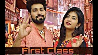 First Class - kalank | Bollywood Dance Cover | Sunil Rao Choreography