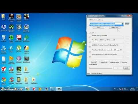 записать Windows на SD карту
