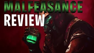 Review of the exotic handcannon Malfeasance, and the gambit exclusive ship and sparrow