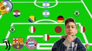 Познай футболния отбор!
