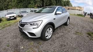 2020 Renault Arkana 1.6L (114) Drive POV TEST Drive