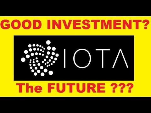 Iota cryptocurrency price target