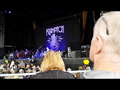 Peter Frampton live at Budweiser Stage Toronto!