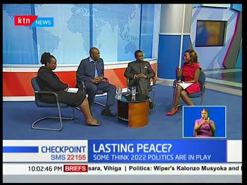 Lasting Peace:Mixed reactions on Raila-Uhuru pact-full interview part two