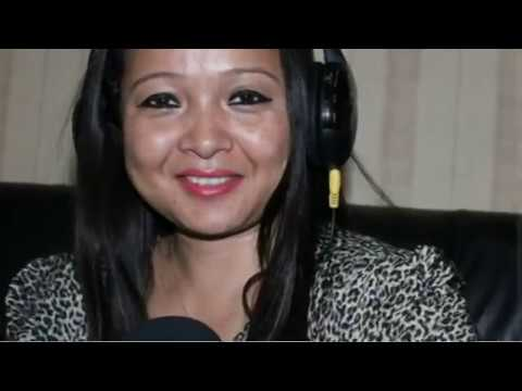 DBC Radio Hongkong - Presenter Sharada Gurung With Tanka Subba