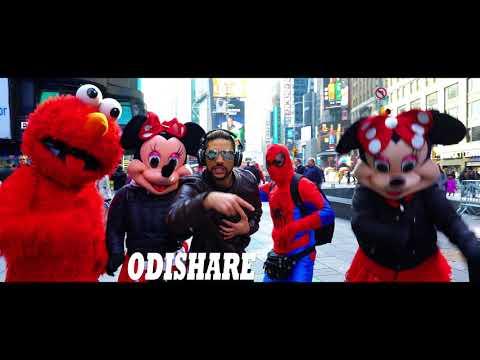 TOKA MU ODIA Official 4K || NEWYORK,USA || Amrita & AnupamZ || Sangram