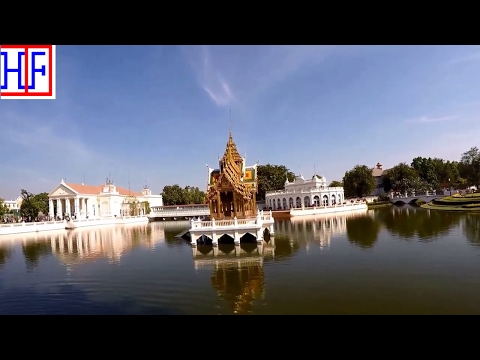 Bangkok | Bang Pa-In Royal Palace – Summer Palace | Travel Guide | Episode# 12