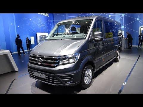 2019 Volkswagen Crafter Combi 2 0 Tdi Bluemotion Exterior And