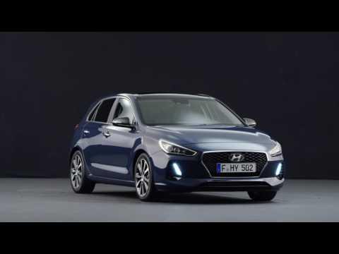 2017 Hyundai i30 Video reveal