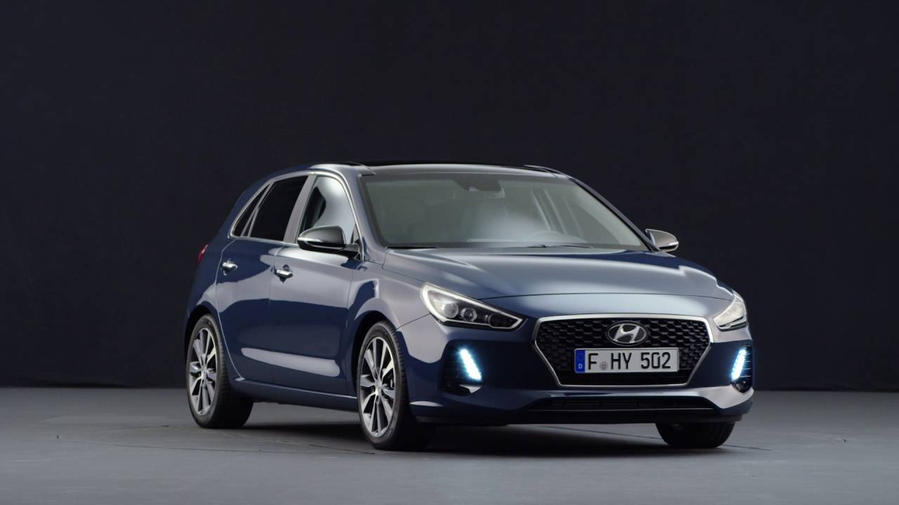 2017 hyundai i30 video reveal youtube. Black Bedroom Furniture Sets. Home Design Ideas
