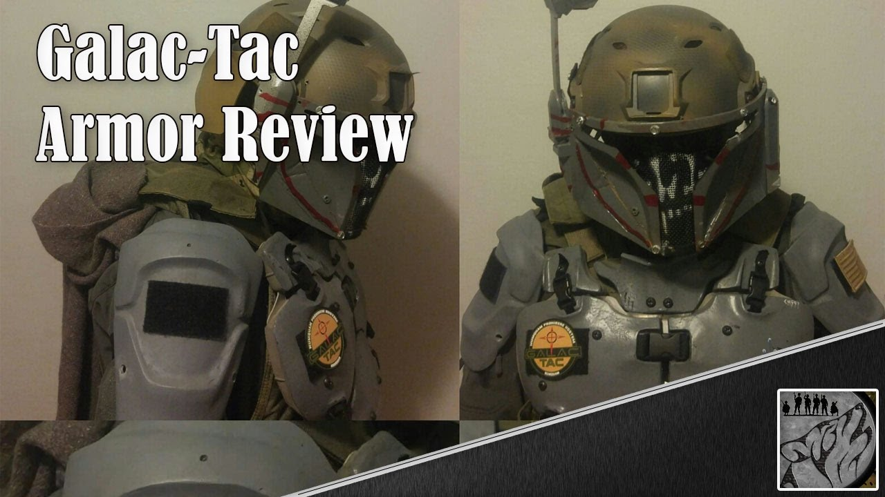 Galac Tac Armor Review Youtube