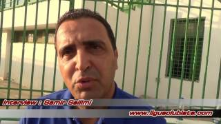 INTERVIEW AVEC Samir Sellimi