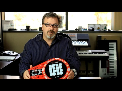 Casio XWPD1 Music Creator @ JB Hi-Fi Introduction