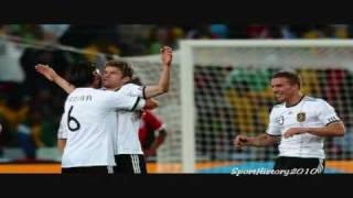 Fussball WM 2010 Deutschland - England 4:1 (Radioreportage)