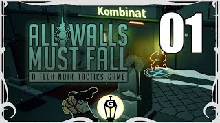 all Walls Must Fall Gameplay