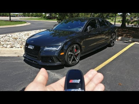 Living With The Audi RS7!