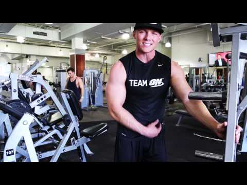 Chest and Back Workout | Steve Cook