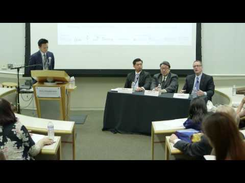 2016 Woo Conference Panel Discussion - Private Wealth Manage