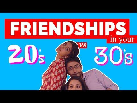 ScoopWhoop: Friendships In Your 20s Vs 30s
