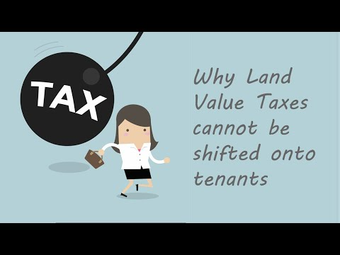 The simple reason land value taxes DO NOT cause higher rental prices