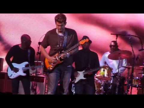 Rosie - John Mayer band - Honda Center - Anaheim CA - July 25 2017