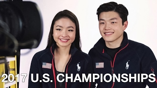 2017 U.S. Championships - ShibSibs