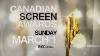 2015 Canadian Screen Awards Guest List - Hosted by Andrea Martin | CBC