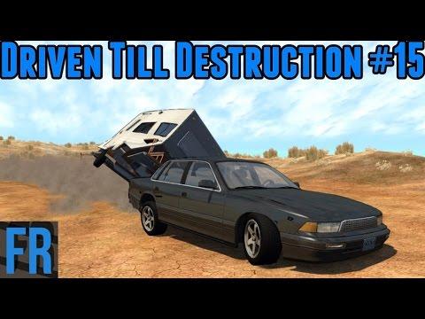 BeamNG Drive - Driven Till Destruction 15
