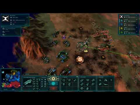 IVATOPIA let's play Ashes of the Singularity Escalation Episode 72 |
