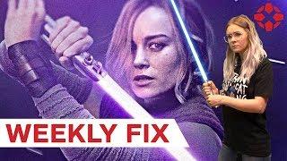 Mark Hamill kibukott az új Star Wars-filmekre - IGN Hungary Weekly Fix (2019/10. hét)
