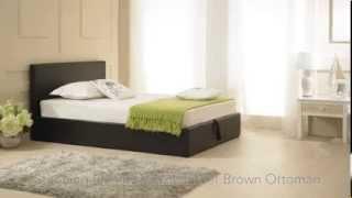 Bestpricebeds Valencia Llift Up Storage Bed Frame