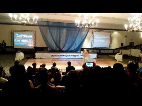 Monterrey Salsa Congress -West Coast Swing-MTY