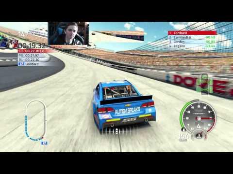 NASCAR '15 [Season 2] - Race 13/36 - FedEx 400 Benefiting Autism Speaks