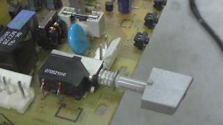 ремонт тв VR37TS-1445 VESTEL не включается. (шасси 11ak36) для подписчика