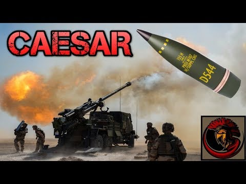 CAESAR 8x8 Self-Propelled Howitzer Review